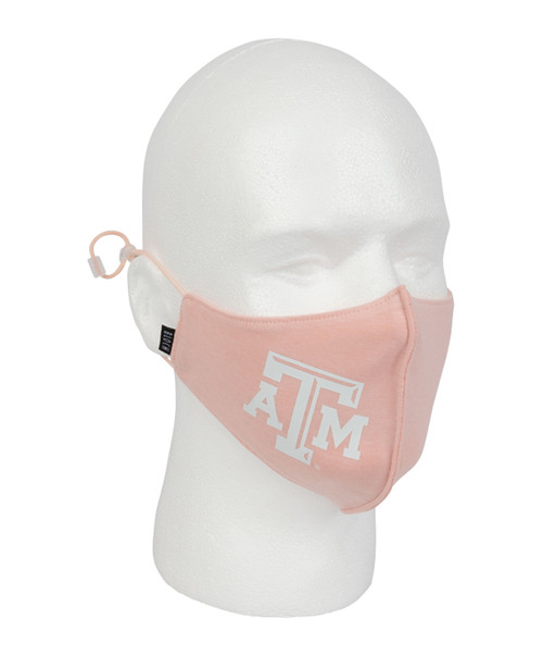 Kadyluxe Pink Logo Face Mask