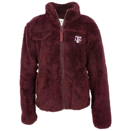 Garb Youth Joel Full Zip Sherpa Jacket