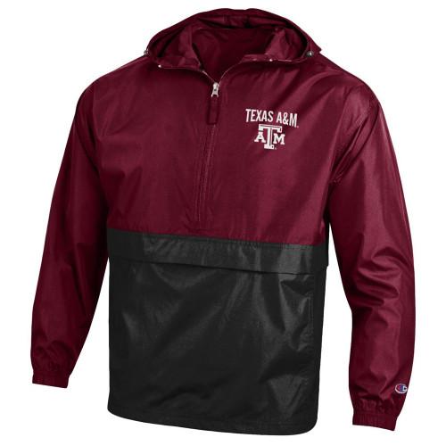Champion Men's Color Blocked Packable Jacket