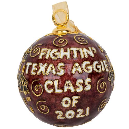 Kitty Keller Class of 2021 Graduation Christmas Ornament