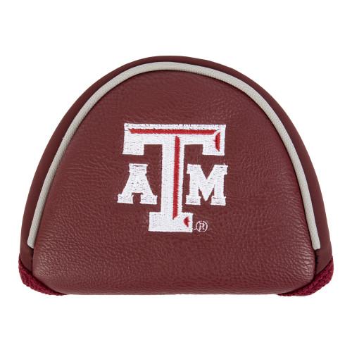 Texas A&M Aggies Team Golf Maroon Malett Putter Cover