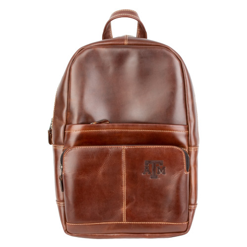 Canyon Outback Kannah Leather Backpack