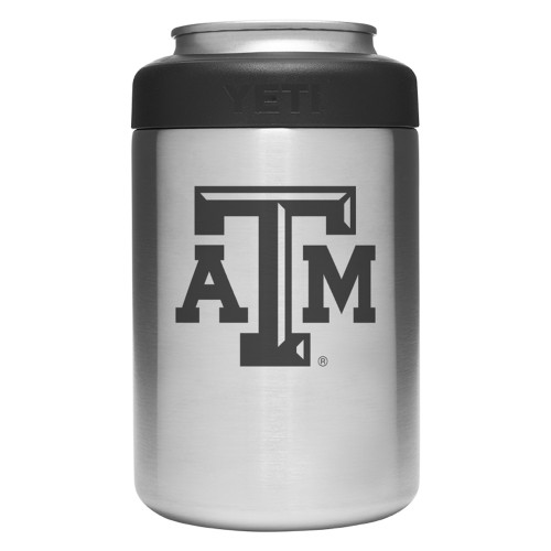 Yeti Steel 12 Ounce Logo Colster Can Insulator