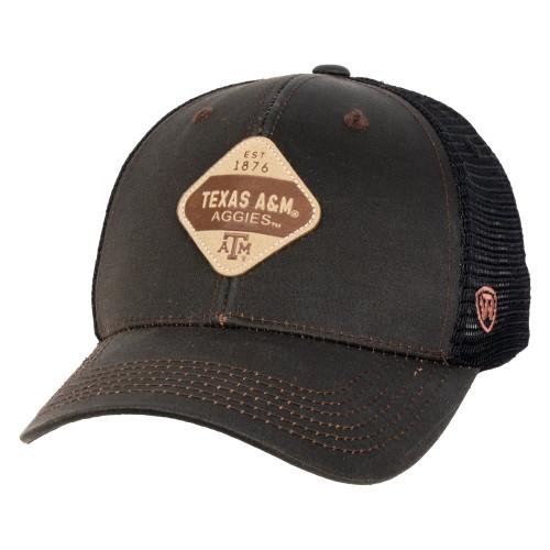 Top of the World Men's Black Elm Cap