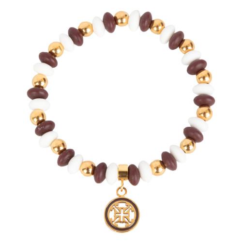 Rustic Cuff Women's Gold Courtney Bracelet