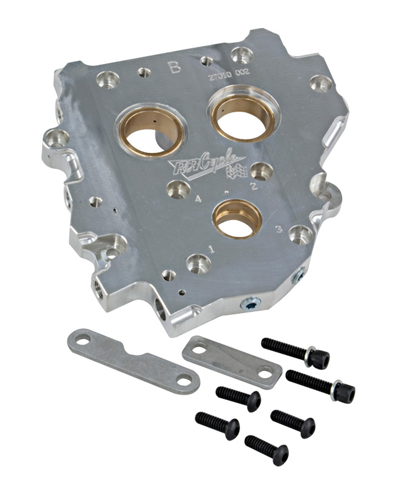 R&R Cycles, Inc. Internal Cam Support Plate 07-UP