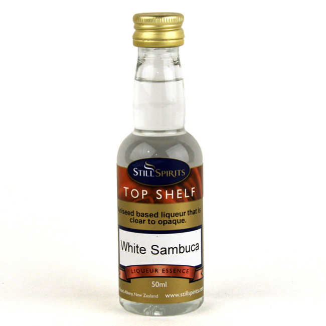 Still Spirits Top Shelf White Sambuca Essence