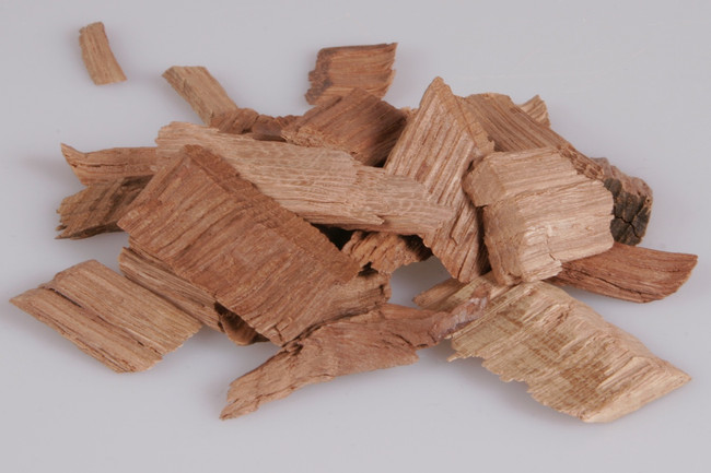 American Oak Chips 4 oz Bag