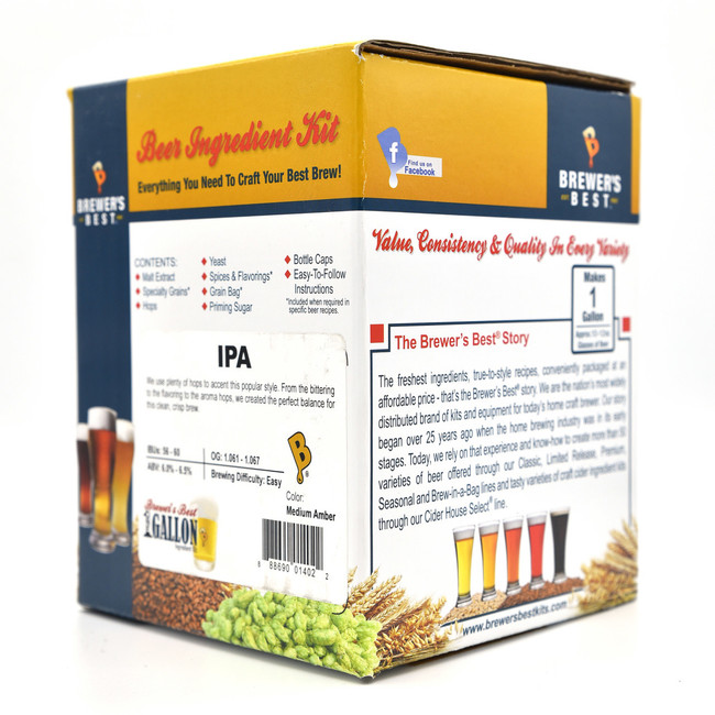 Brewer's Best Imperial Stout Ingredient Kit 1 gal