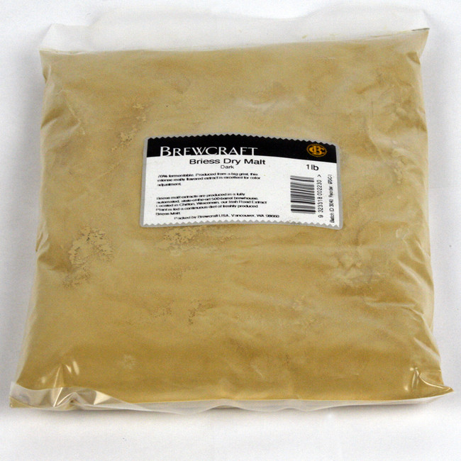 Briess CBW Traditional Dark Dry Malt Extract 1 lb