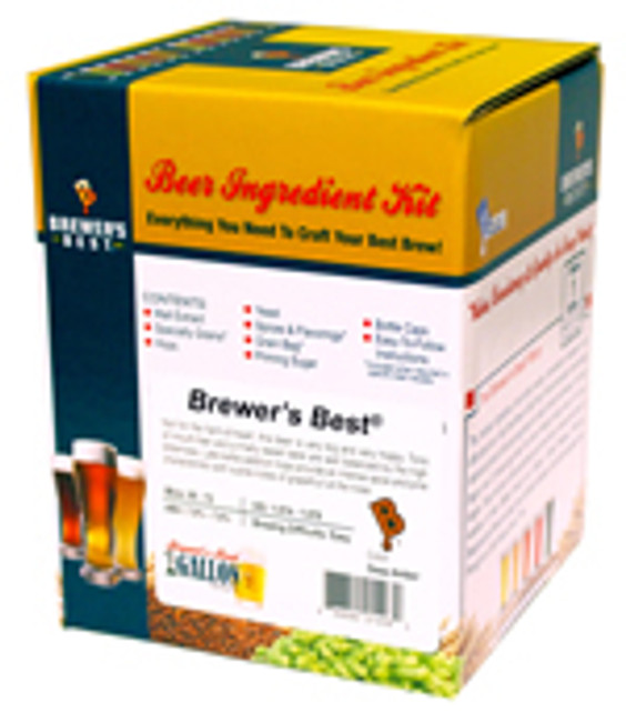 Brewer's Best Pale Ale Beer Ingredient Kit 1 gal