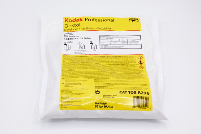 Kodak Dektol Developer Powder 19.4 oz