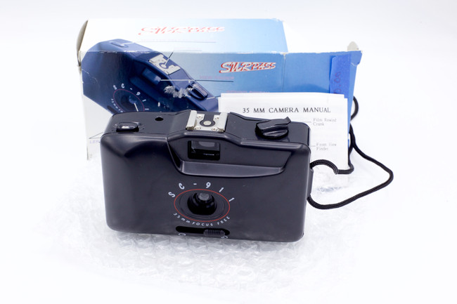 Surpass 35mm Camera new in box