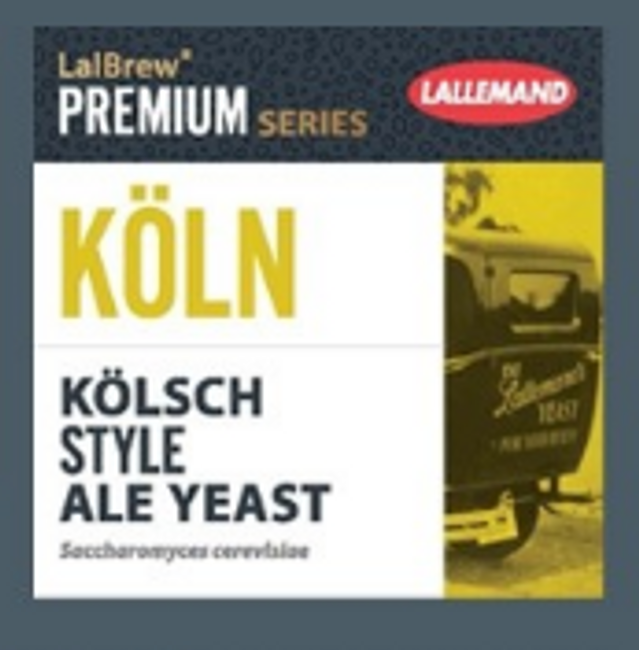 Lallemand Koln Kolsch-Style Ale Brewing Yeast 11 g