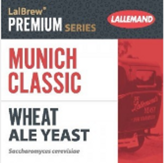 Lallemand Munich Classic Wheat Beer Yeast 11 g