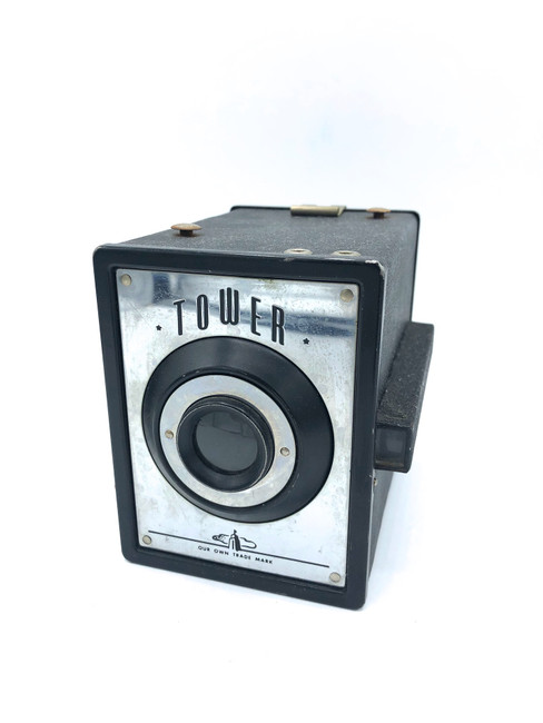 Vintage Tower Box Camera