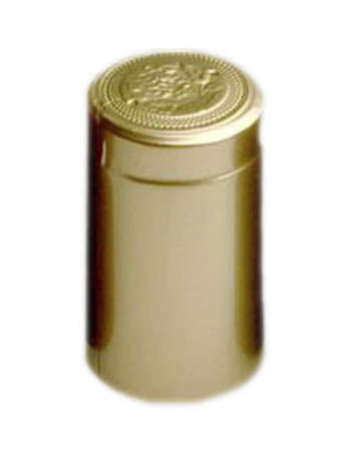 Gold Shrink Capsules 25ct