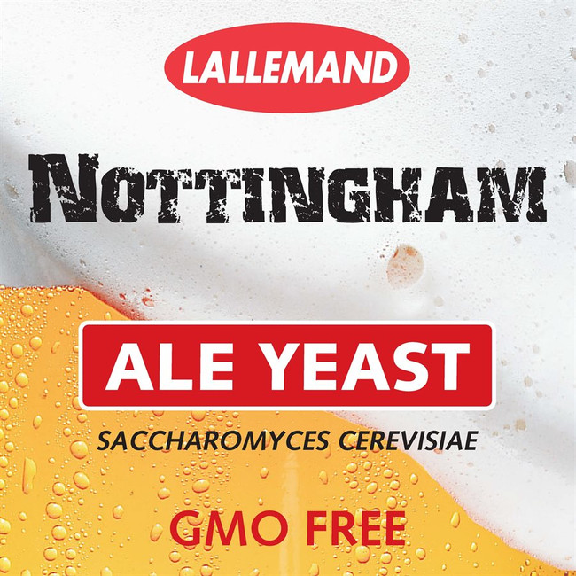 Lallemand Nottingham Style Ale Yeast 11 g