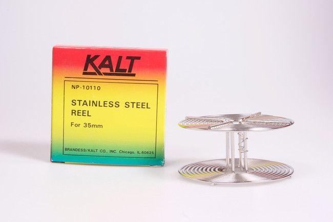 Stainless Steel Reel For 35mm