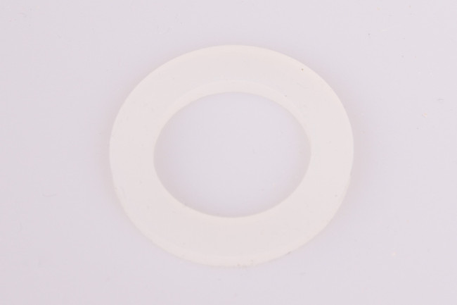 "1/2"" NPT Clear Silicone Gasket"