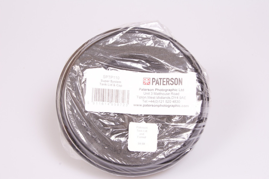 Paterson Funnel and Lid