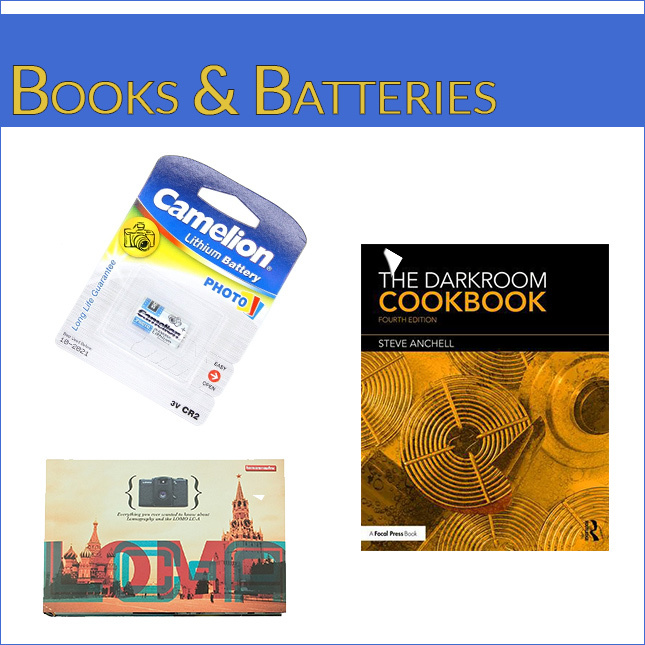 Books & Batteries