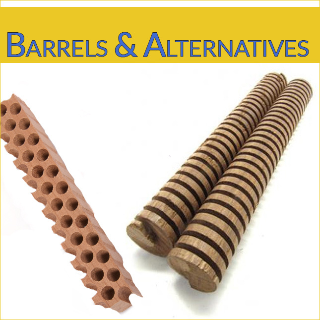 Barrels & Alternatives