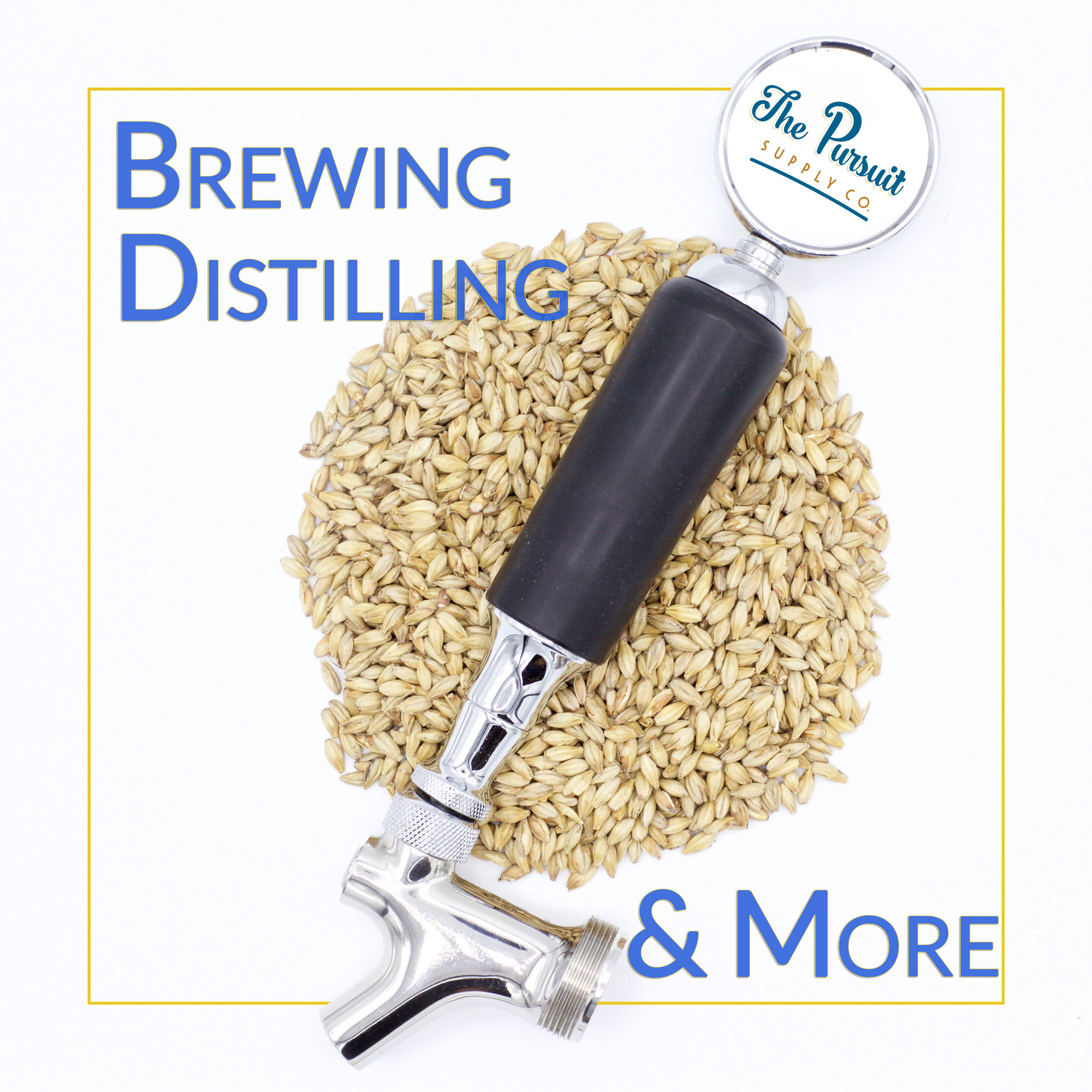 Brewing, Distilling, & More