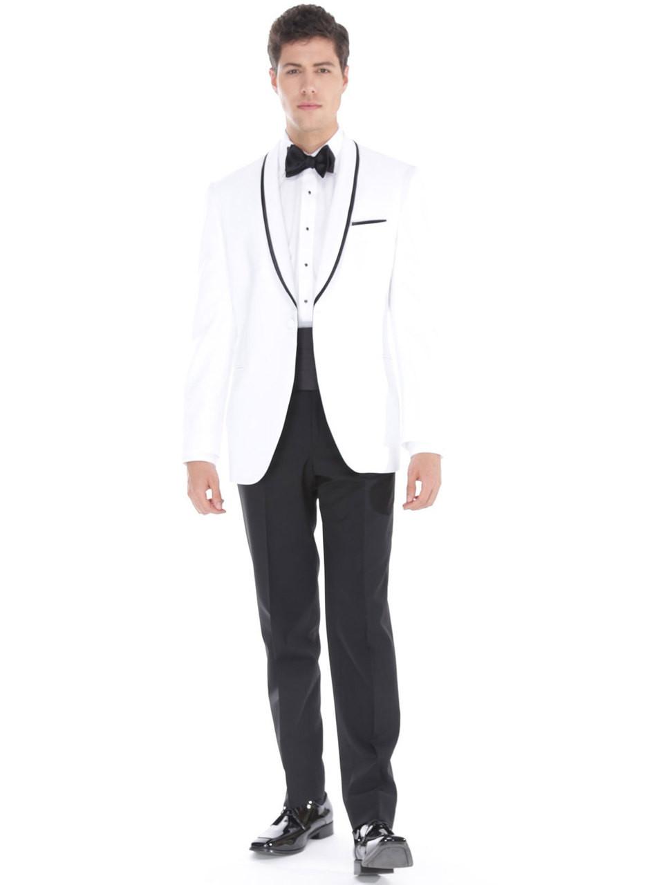 White Tuxedo Black Trim Promheadquarterscom