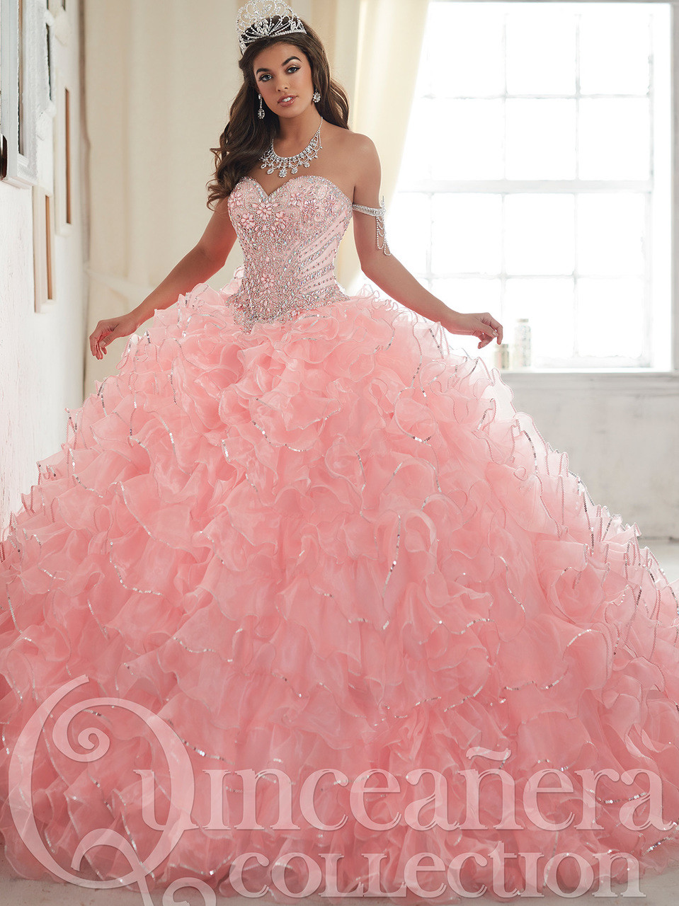 a257a27df50 Quinceanera Collection Quince Dress 26845