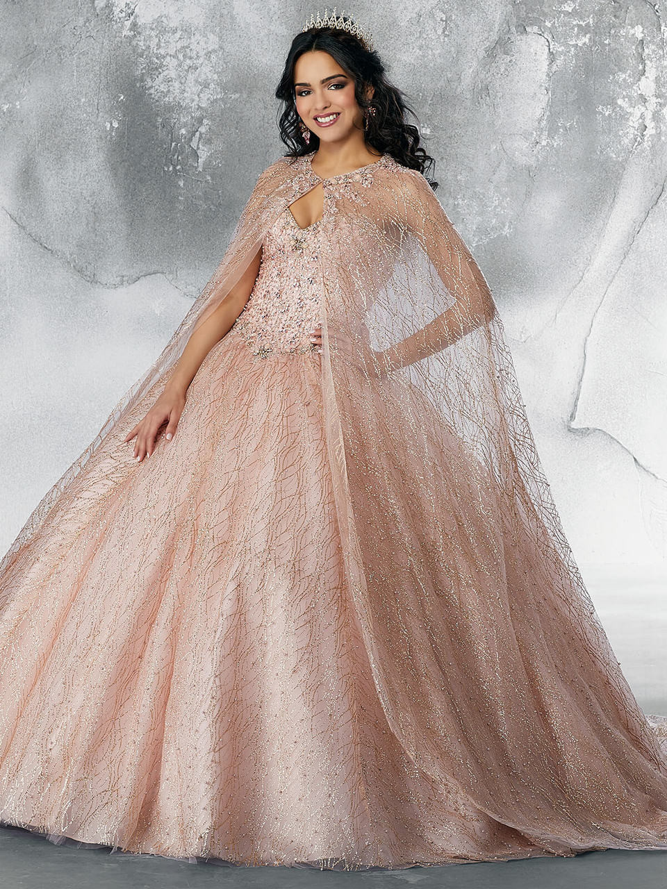15d08ff85d2 Sweetheart Vizcaya Quinceanera Ball Gown 89199 - PromHeadquarters.com