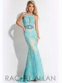 Sheath Dress By Rachel Allan Prom 7095