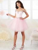 Cold Shoulder Damas Party Dress 52427