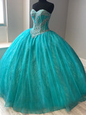 Sweetheart Quinceanera Collection Ball Gown Dress 26896