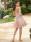Damas Quinceanera Party Dress 9517