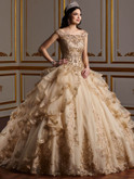 off the shoulder quinceanera collection ball gown 26929