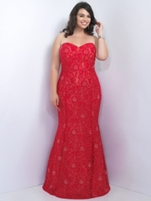 Plus Sized Prom Dresses for Plus Sized Dreams