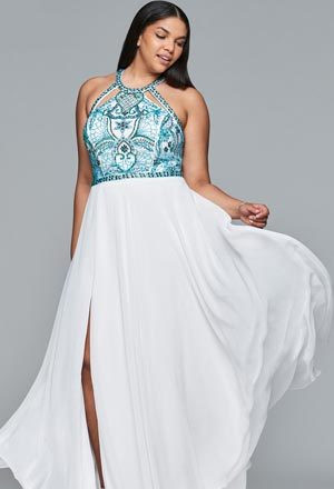 Plus Size Prom Dresses Styles