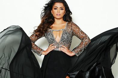 Kardashian-Inspired Prom Dresses