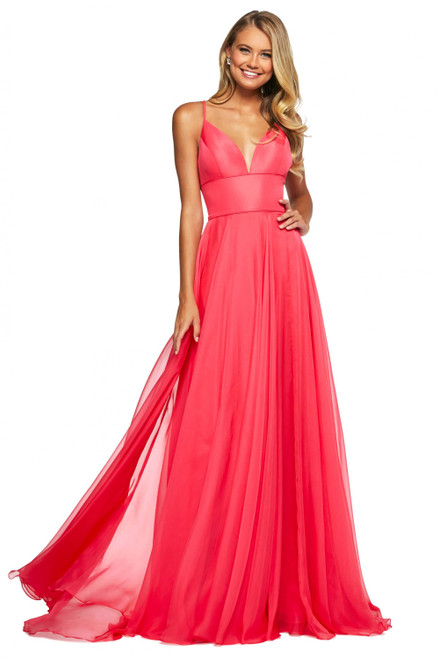 ethereal prom dress