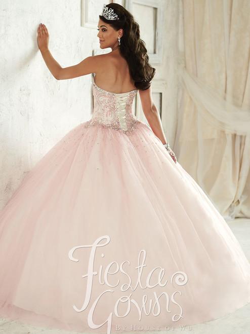 da4642b6f2 Sweetheart Fiesta Ball Gown by House of Wu 56287