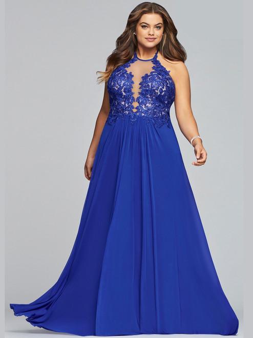 6bd45953696 Faviana 2019 Plus Size Prom Dresses - PromHeadquarters.com