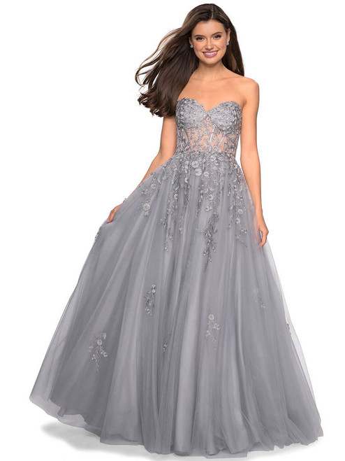 71a9730c8b 2019 GiGi Prom Dresses by La Femme - Prom Headquarters