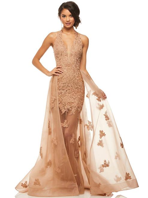 faa070aa50 Two Piece Sherri Hill Prom Dress 52555 - PromHeadquarters.com