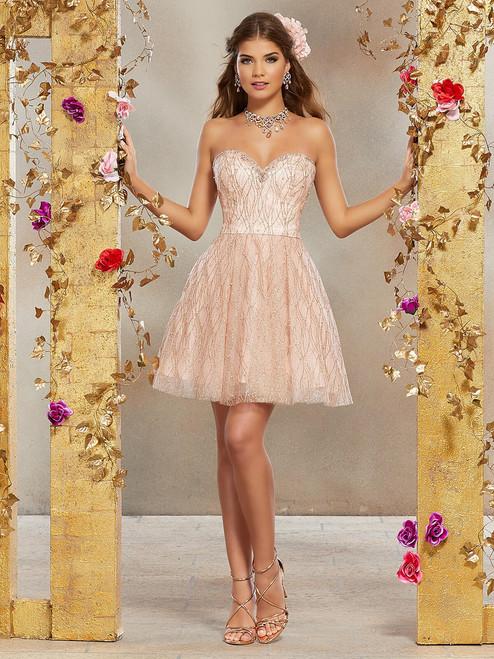 b7228d12382 sweetheart damas quinceanera short dress 9501