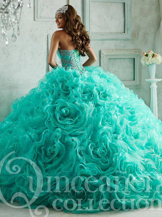 f16aa4d53a Quinceanera Collection Dress 26801  Quinceanera Collection Dress 26801