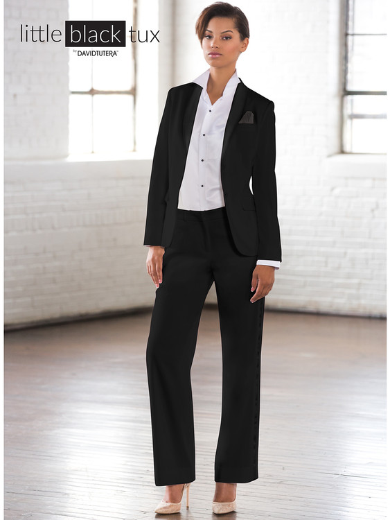 Women Tuxedo Jacket Audrey Promheadquarters Com