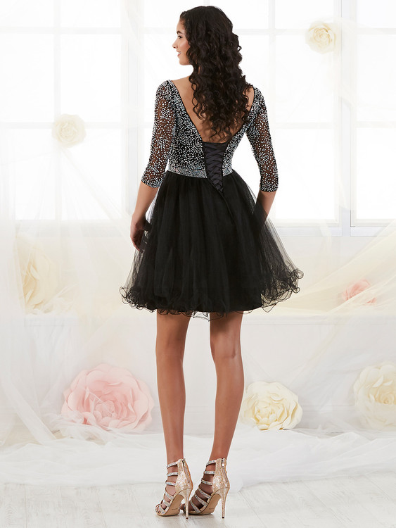 cd892621902 ... Boat Neckline Damas Christmas Dress 52438 ...