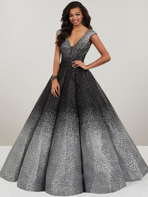 9f3cc470081 Ombre Panoply 14961 Prom Dress - PromHeadquarters.com