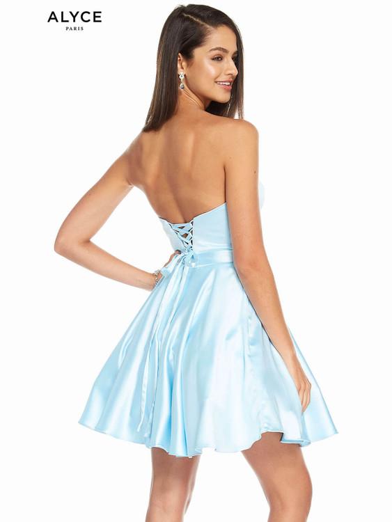 Sweetheart Alyce Homecoming Dress 1461